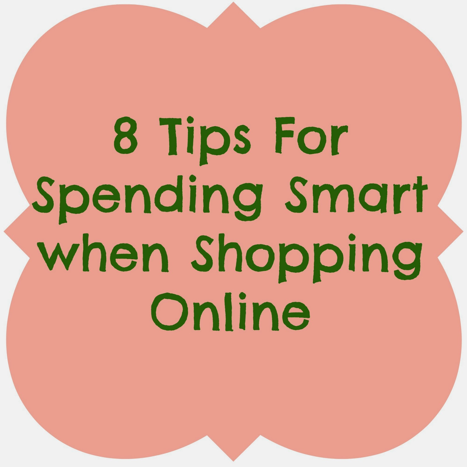 Spending Smart: Online Shopping