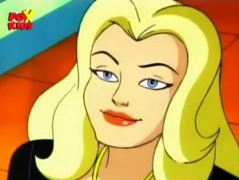 Zero Angel Richardson: Spider-Man: The Animated Series (1994) Season
