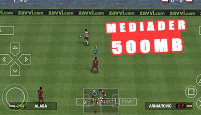 تحميل لعبة PES 2013 الاصلية للاندرويد بحجم 500 ميجا برابط واحد من ميديا فاير