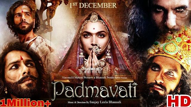 Padmavati hindi movie