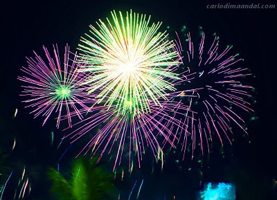 The 2nd International Philippine Pyromusical Competition At The SM Mall of Asia MOA - Team Philippines
