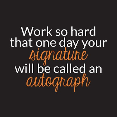 Autograph Sayings Quotes