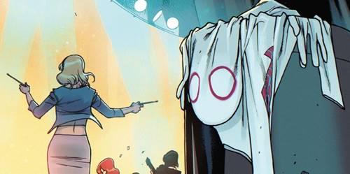 Fakta Spider-Gwen #1 - Menjadi Ghost Spider
