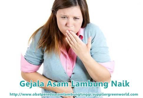 gejala asam lambung