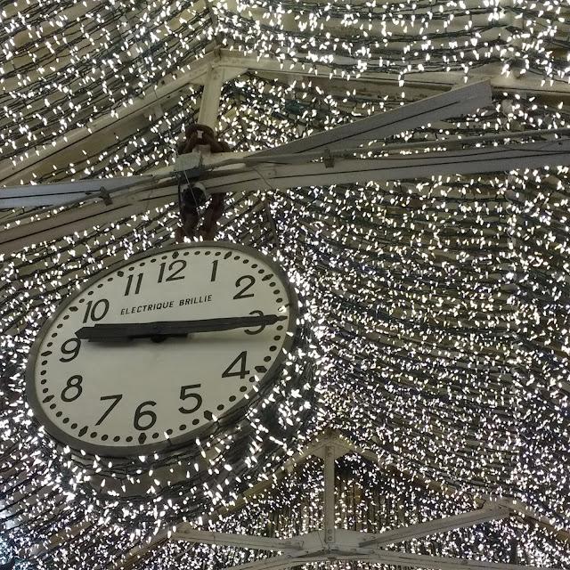 Chelsea Market Clock