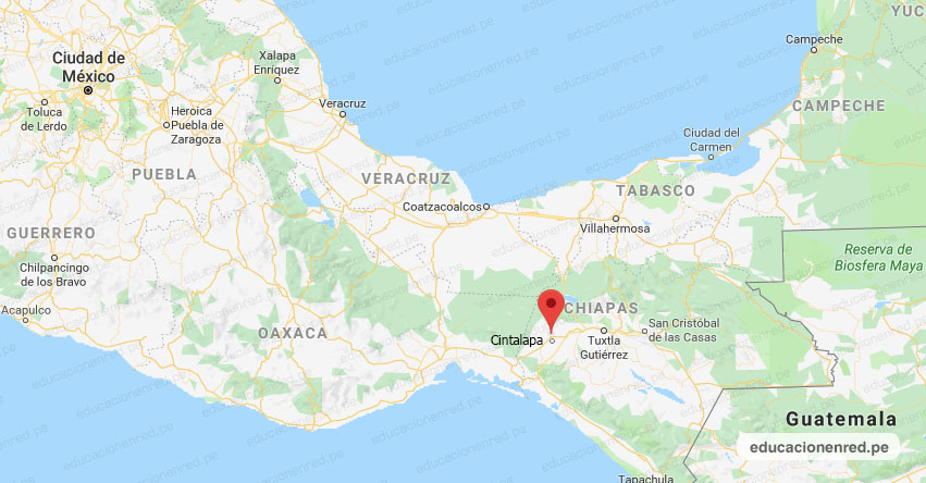 Temblor en México de Magnitud 4.0 (Hoy Domingo 17 Noviembre 2019) Sismo - Epicentro - Cintalapa - Chiapas - CHIS. - SSN - www.ssn.unam.mx