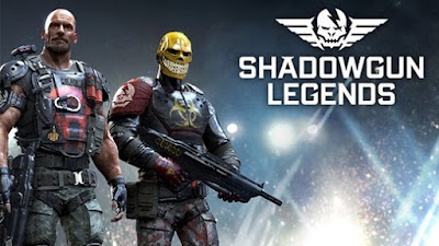 Shadowgun Legends Mod Apk + Data Download