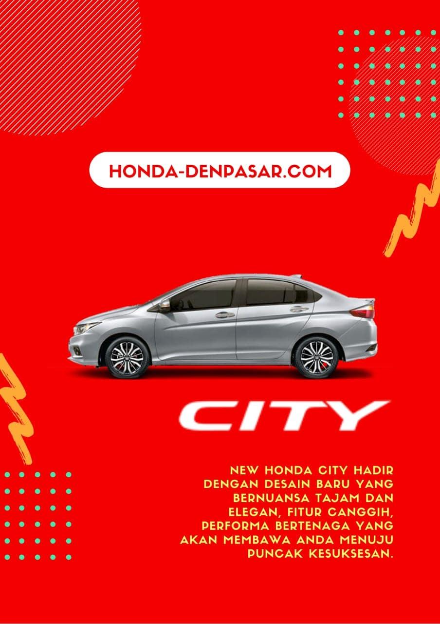 Honda City, Harga Honda City Bali, Promo Honda City Bali