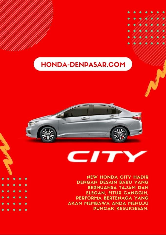 Promo Honda City Bali