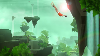Sky Dancer Run screenshot 3