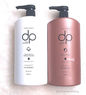 DP Daily Perfection Tuzsuz Şampuan