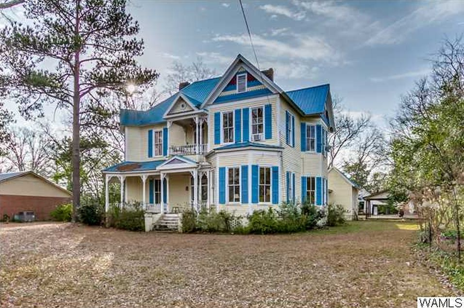 Sweet House Dreams 1900 Victorian In Greensboro Alabama