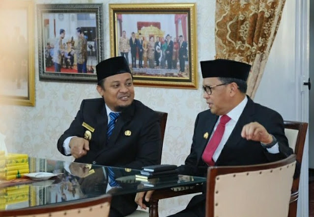 Nurdin Abdullah Tersangka, KPK 'Garap' Andi Sudirman Sulaiman
