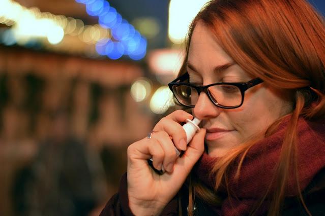 رذاذ الأنف لحساسية الجهاز التنفسي