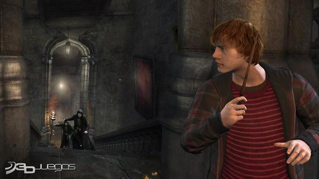 Harry Potter y las Reliquias de la Muerte Parte 1 y 2 PC Full Español