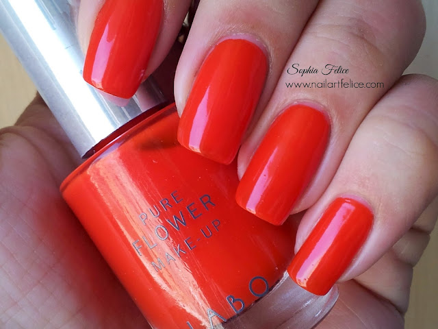 Labo Pure Flower 01 Orange