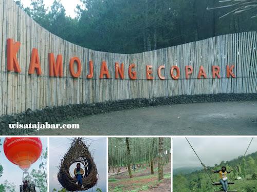 Wisata Kamojang Ecopark