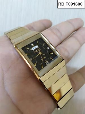 Đồng hồ nam cao cấp dây đá ceramic RD T091600