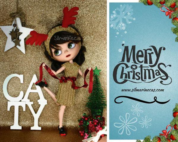 Feliz Navidad by Caty Blythe