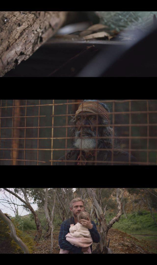 Cargo (2017) HD 1080p y 720p Latino