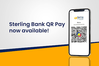 Sterling Bank Accelerates Adoption of Digital Payments through QR Code