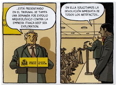El tesoro del cisne negro de Paco Roca y Guillermo Corral, edita Astiberri