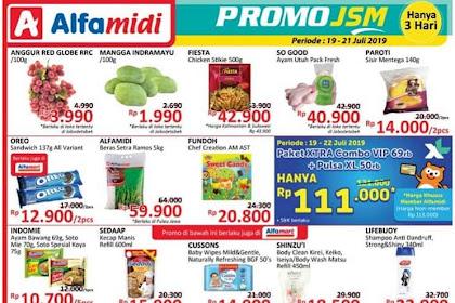 Katalog Promo JSM Alfamidi 19 - 21 Juli 2019
