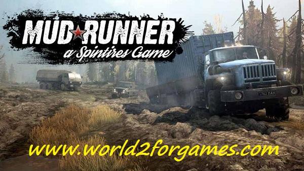 تحميل لعبة Spintires MudRunner للكمبيوتر