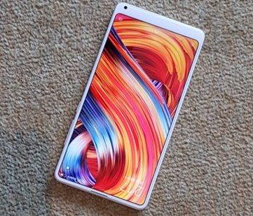 Review Xiaomi Mi Mix2 RAM 8GB Kelebihan dan kekuranganya