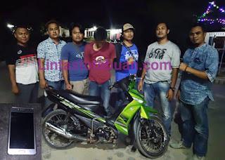 Tipu IRT di Tulang Bawang Barat, Warga Lampung Tengah Ditangkap Polisi