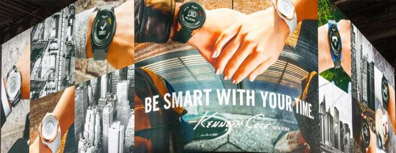 Kenneth Cole Smart Watch