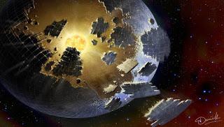 Επιστήμονες «βλέπουν» γιγάντια εξωγήινη υπερκατασκευή μπροστά από το άστρο KIC8462852