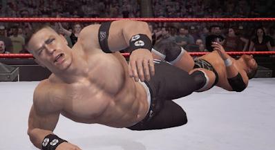 تحميل لعبة wwe raw 2007