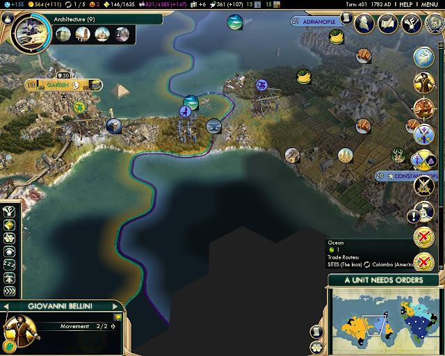 Civilization 5: Brave New World - War Declared