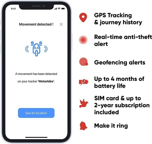 Review Invoxia GPS Tracker for Vehicle