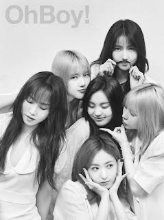 gfriend group photo