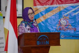 BKKBN Lampung Resmikan program Pemberdayaan Ekonomi Kekuarga