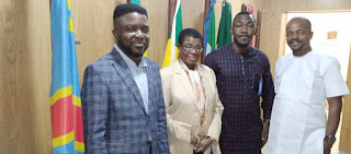 NEWS: CROSS RIVER STATE SEEKS PARTNERSHIP WITH GULF OF GUINEA COMMISSION