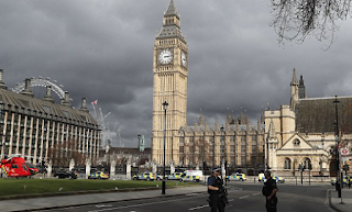 How One Open Gate Let Knife Maniac In To Kill: Police Facing Serious Questions Over How Knife-Wielding Terrorist Was Able To Enter Parliamentary Estate