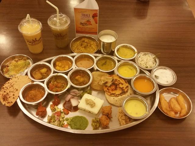 Rajdhani Thali Restaurants