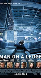 Man on a Ledge 2012 Dual Audio Hindi 720p BluRay