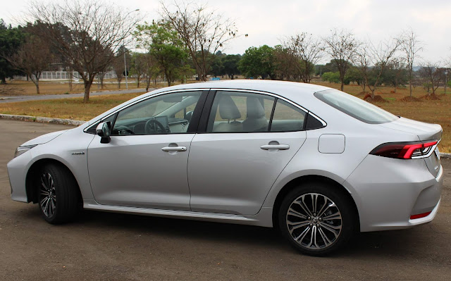 Toyota Corolla 2020 sobe de preço em todas as versões
