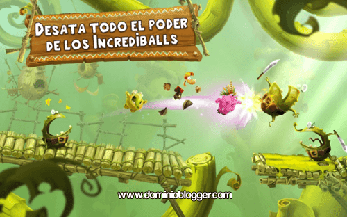 juego Rayman Adventures gratis para Android