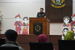 Abdul Hayat Buka Festival Forum Anak Sulawesi Selatan 2021