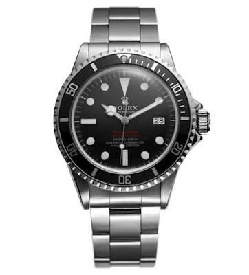 photo of First Rolex Sea-Dweller, 1967