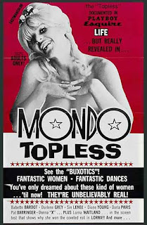 Mondo Topless, un divertido Russ Meyer