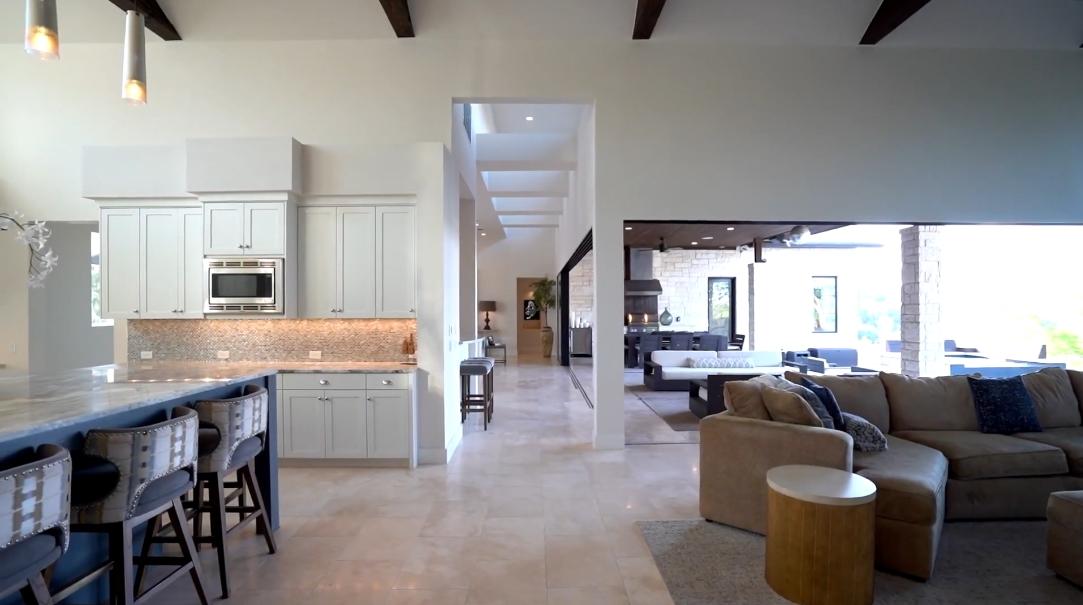 40 Interior Design Photos vs. 6910 W Courtyard Dr, Austin, TX Luxury Home Tour