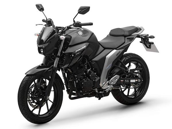 As motos mais vendidas do Brasil em julho de 2021