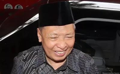 News of Former Vice President Hamzah Haz Passed Away Hoax