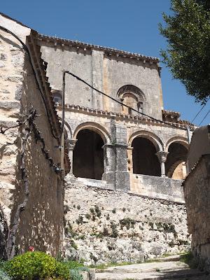 Iglesia en Sepúlveda